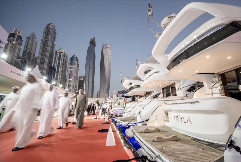 Salones náuticos internacionales en 2018