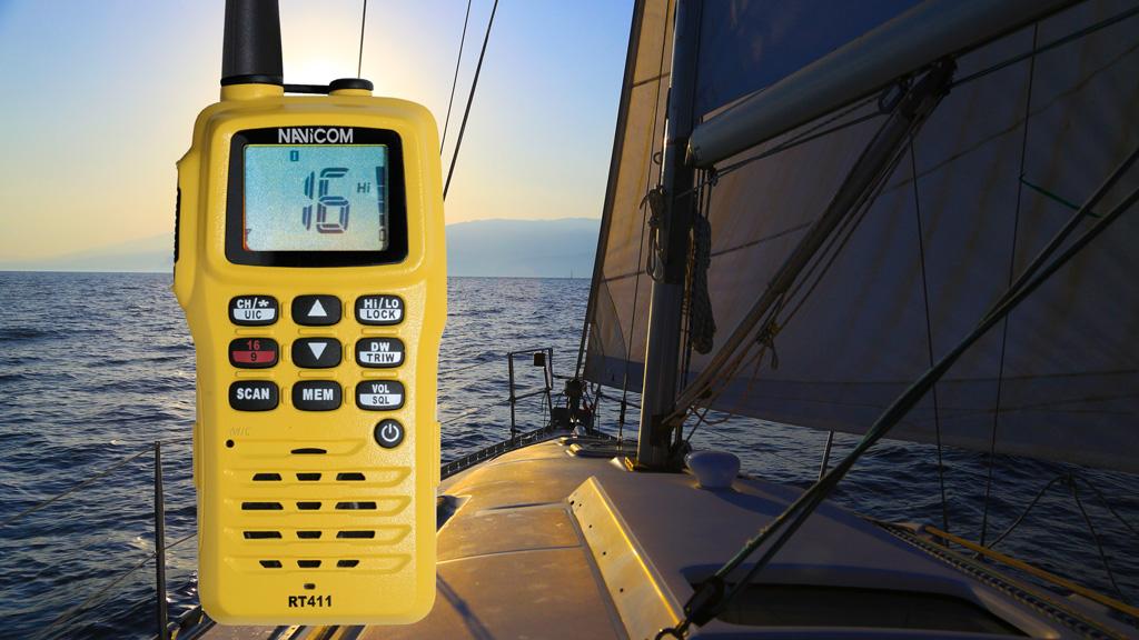 VHF Navicom RT-411