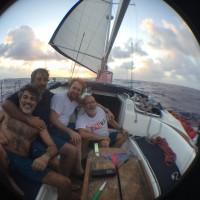 Rumbo oeste caribe