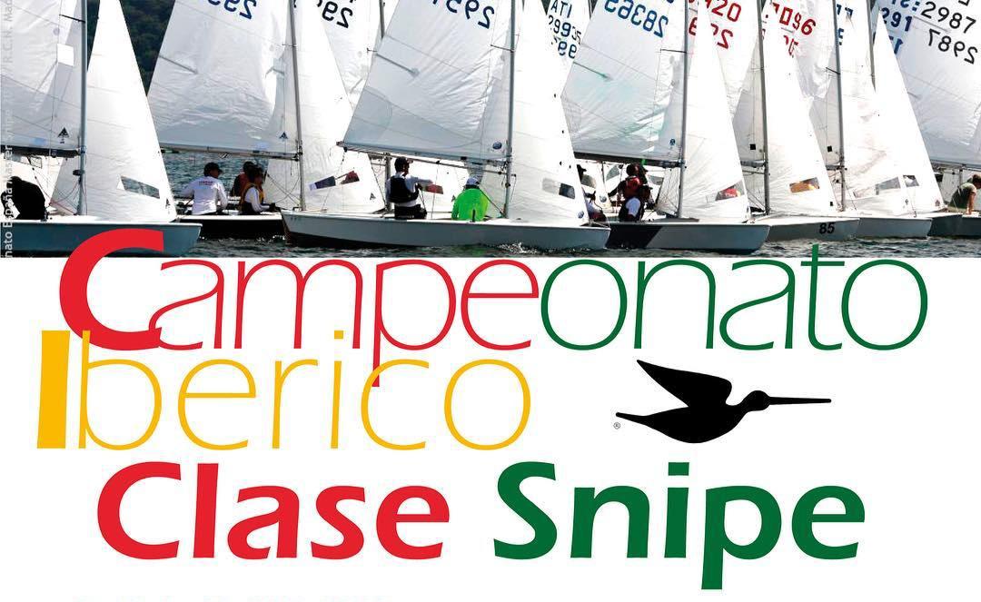 Campeonato Ibérico clase Snipe