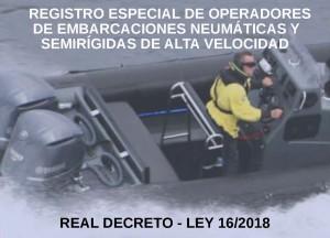 Real decreto ley 16/2018