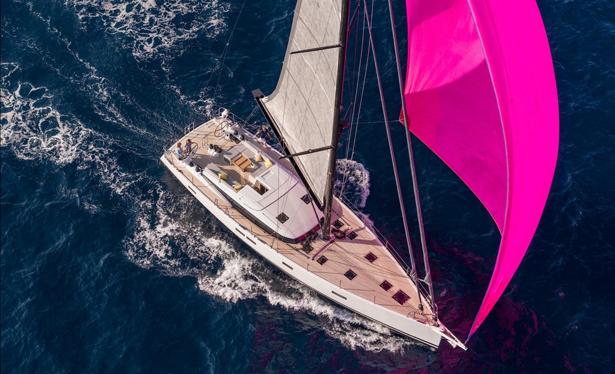 CNB 66 Yacht