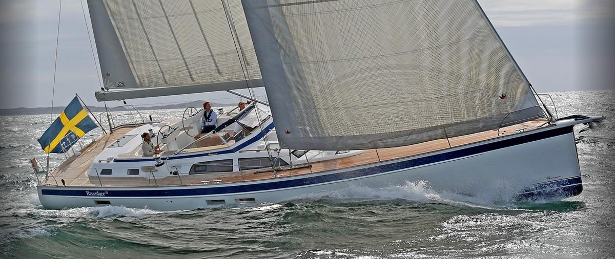 Halberg Rassy 57 velero