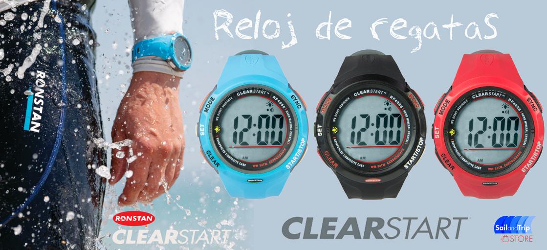 Reloj regatas Ronstan Clearstart