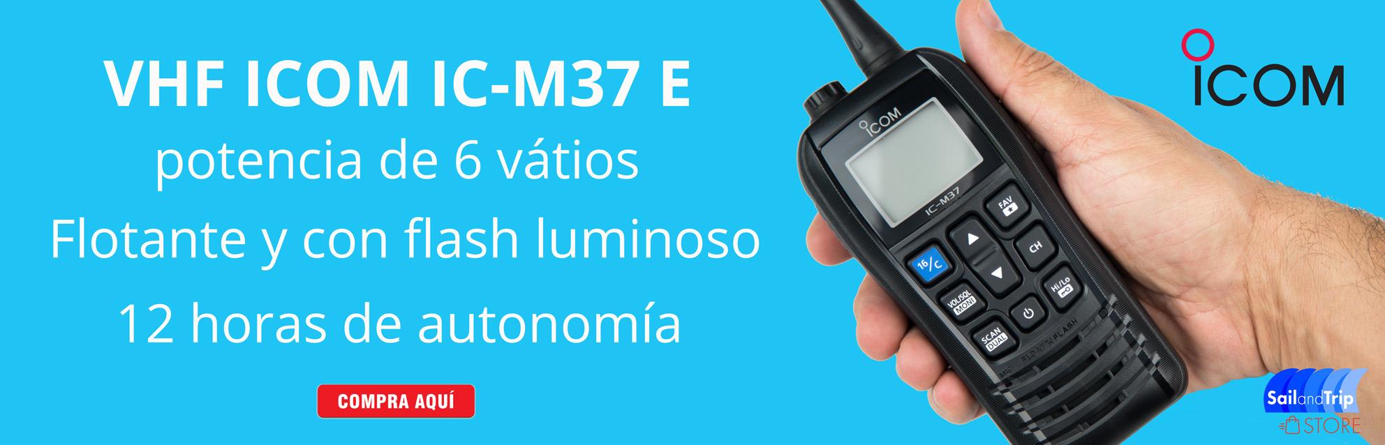 VHF ICOM IC-M37