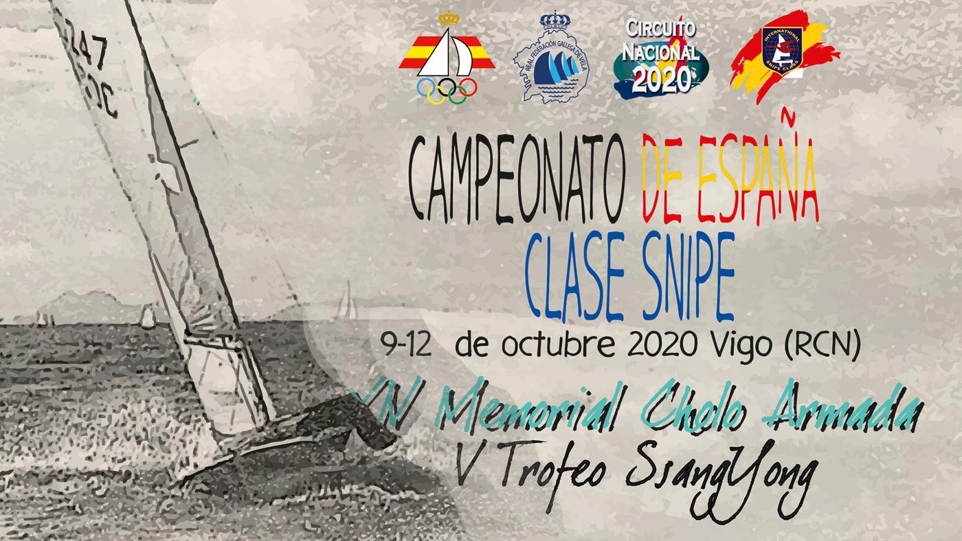 Campeonato España Snipe