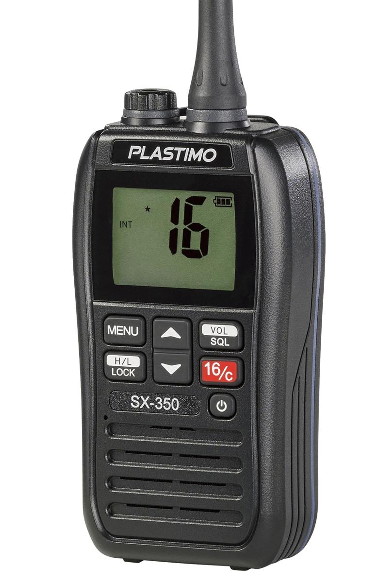 VHF PLASTIMO SX-350