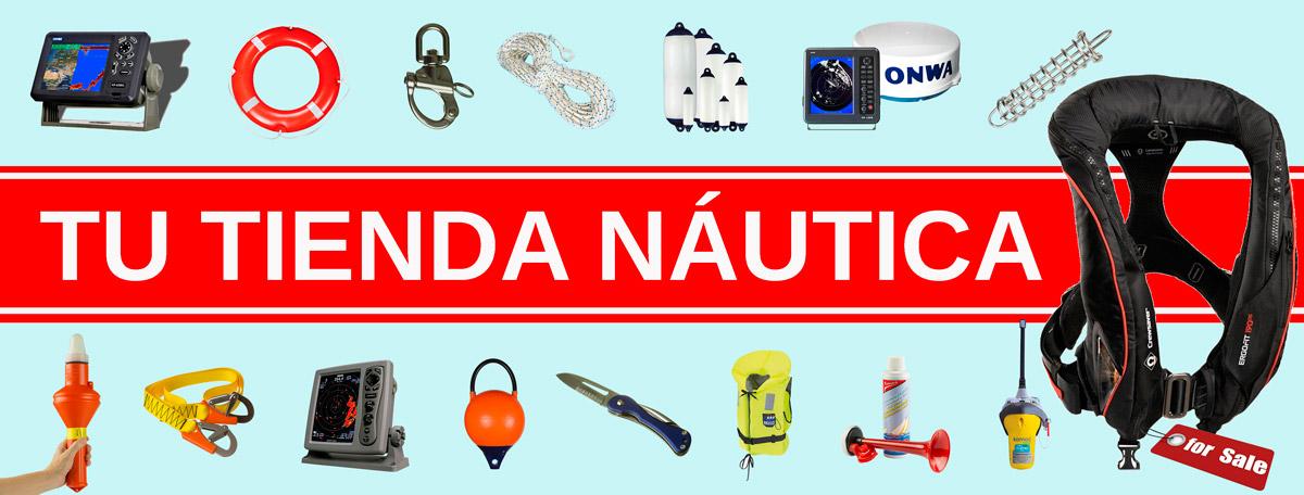 Tienda nautica banner