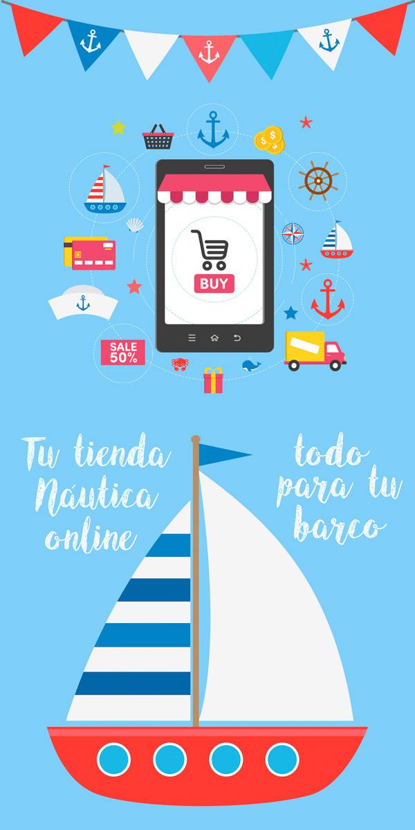 Tienda náutica online