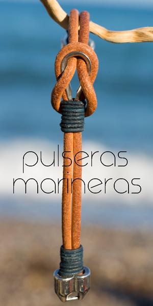 Pulseras marineras banner