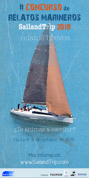 Concurso Relatos Marineros SailandTrip